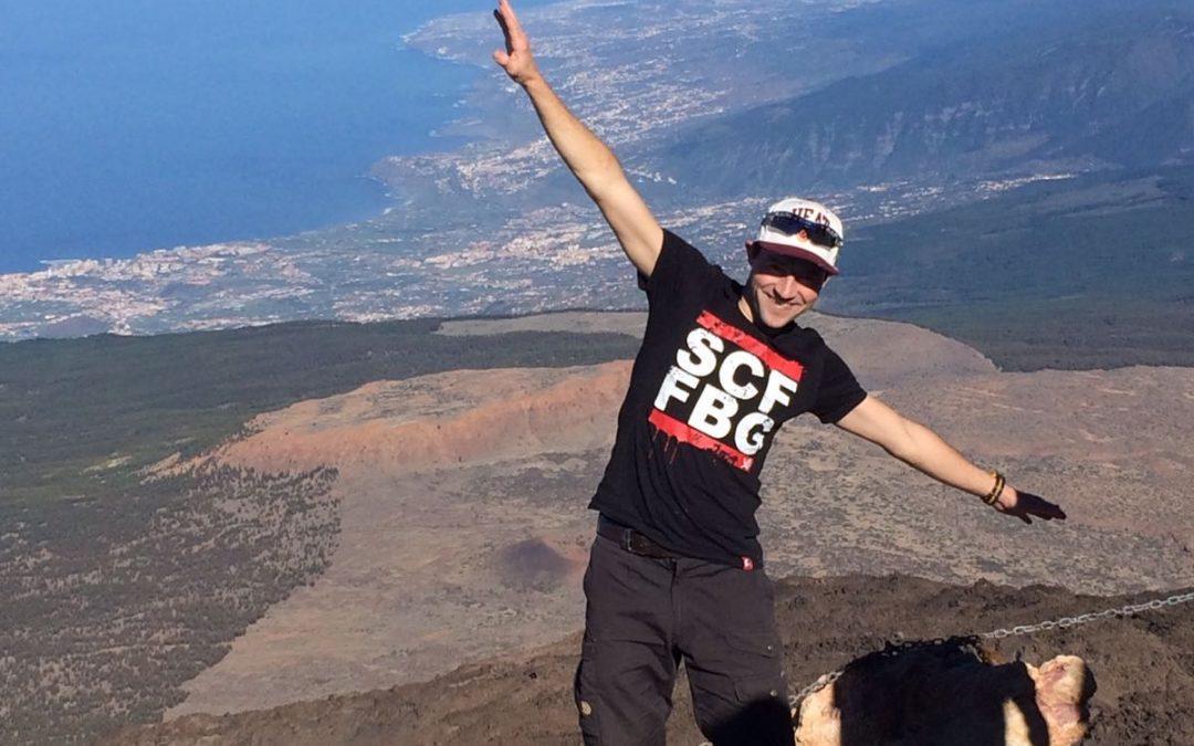 Teide-Wandern im Oktober