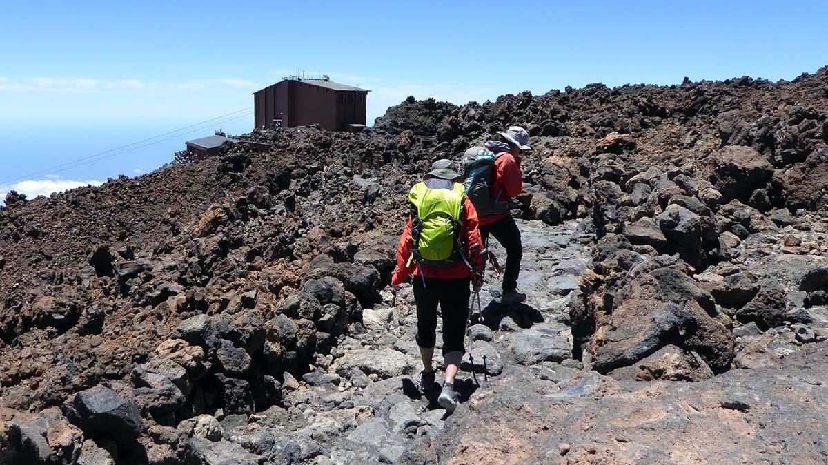 Teide-Aufstieg