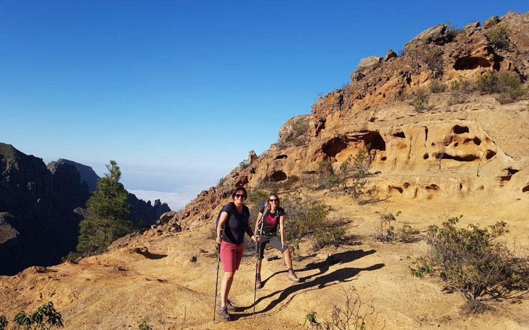 """Wanderung Ifonche """"Camino de las Fuentes"""" 27.05.20"""