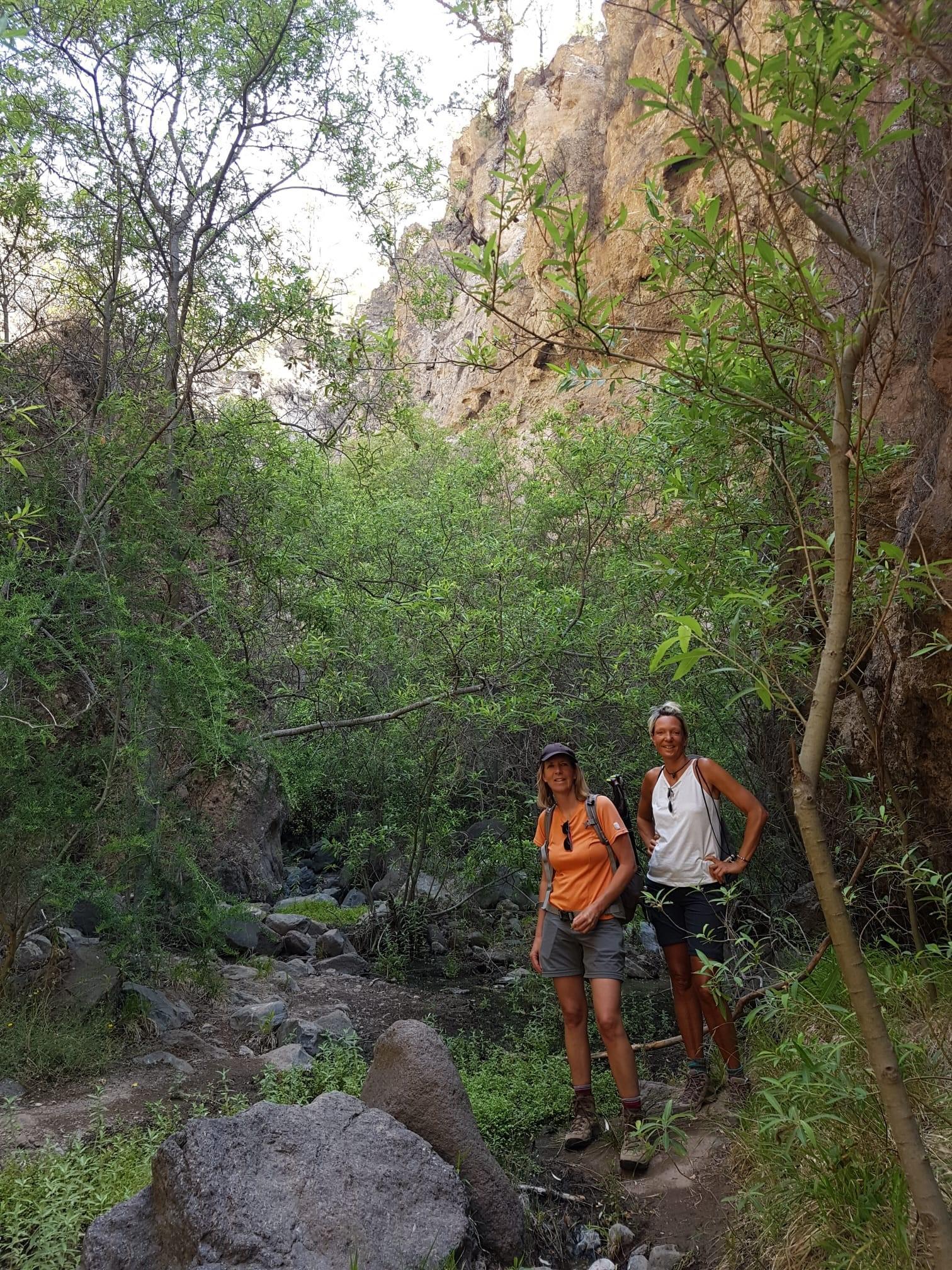 Sabine und Guide Steffi