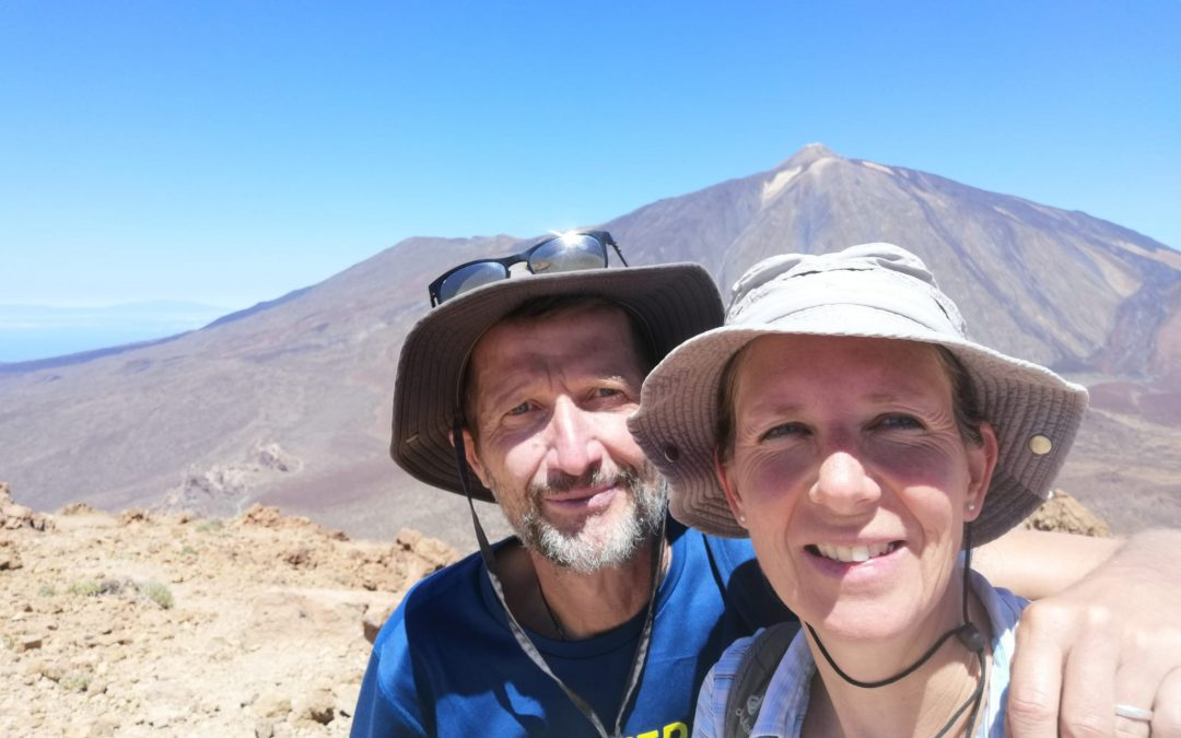 Wanderung Vilaflor-Guajara