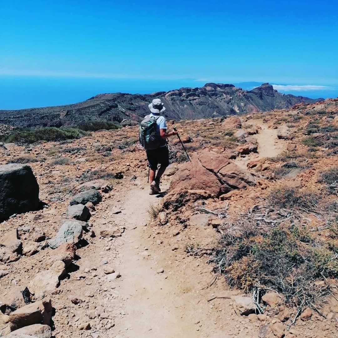 Wanderung zum Guajara