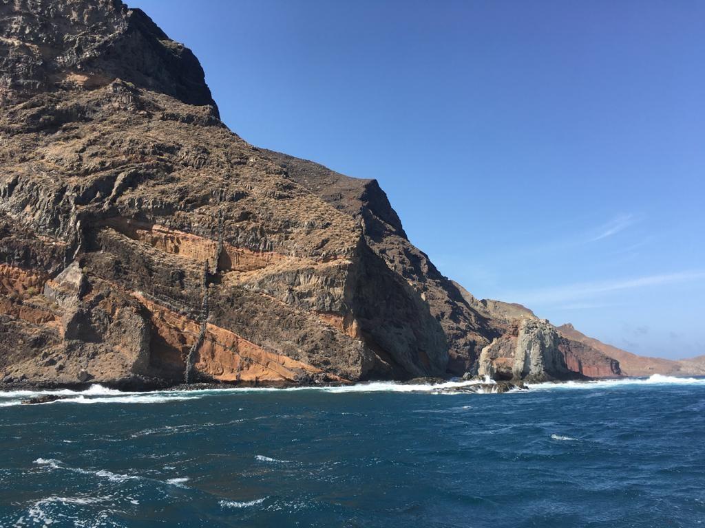 Anaga-Gebirge Bootstaxii