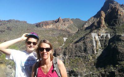 Wanderung Barranco Seco