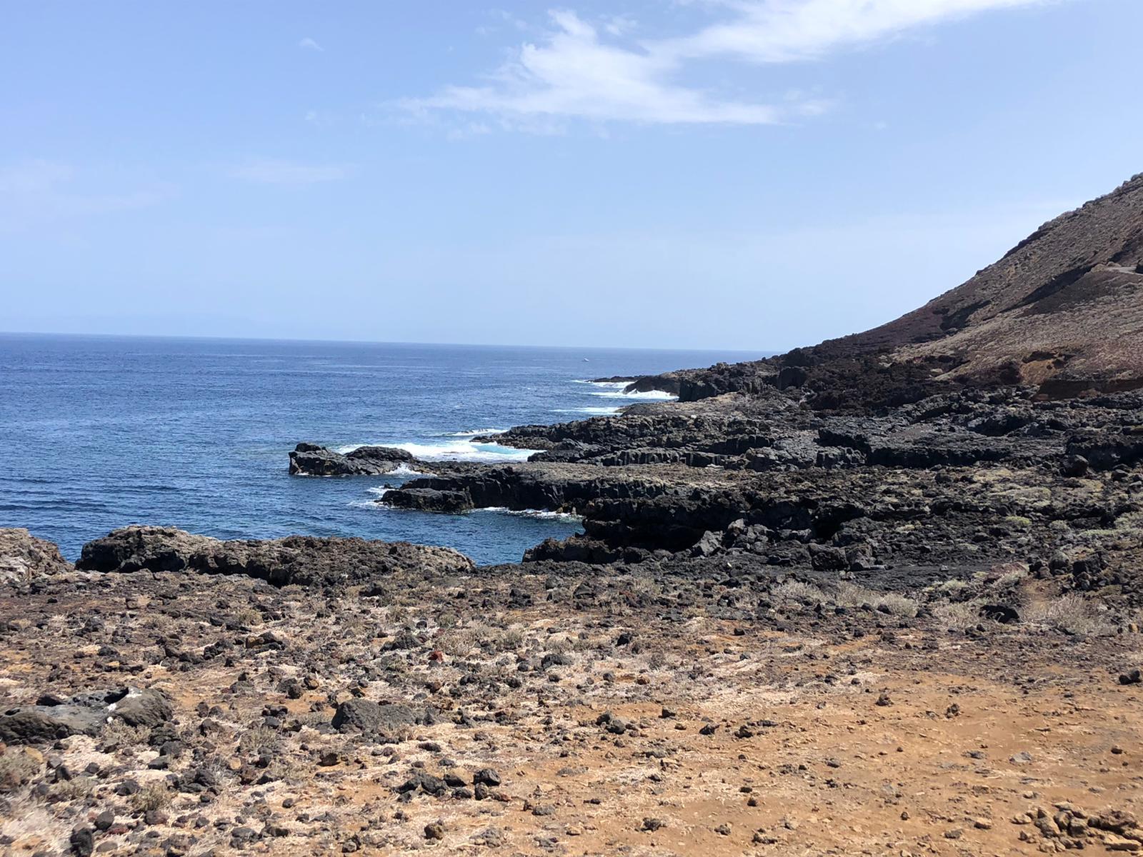 Strandwanderung Palm-Mar