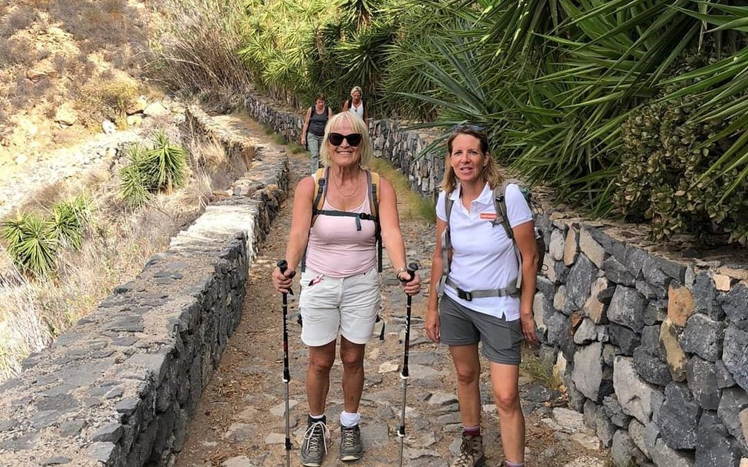 Wanderung von Valle San Lorenzo nach San Miguel