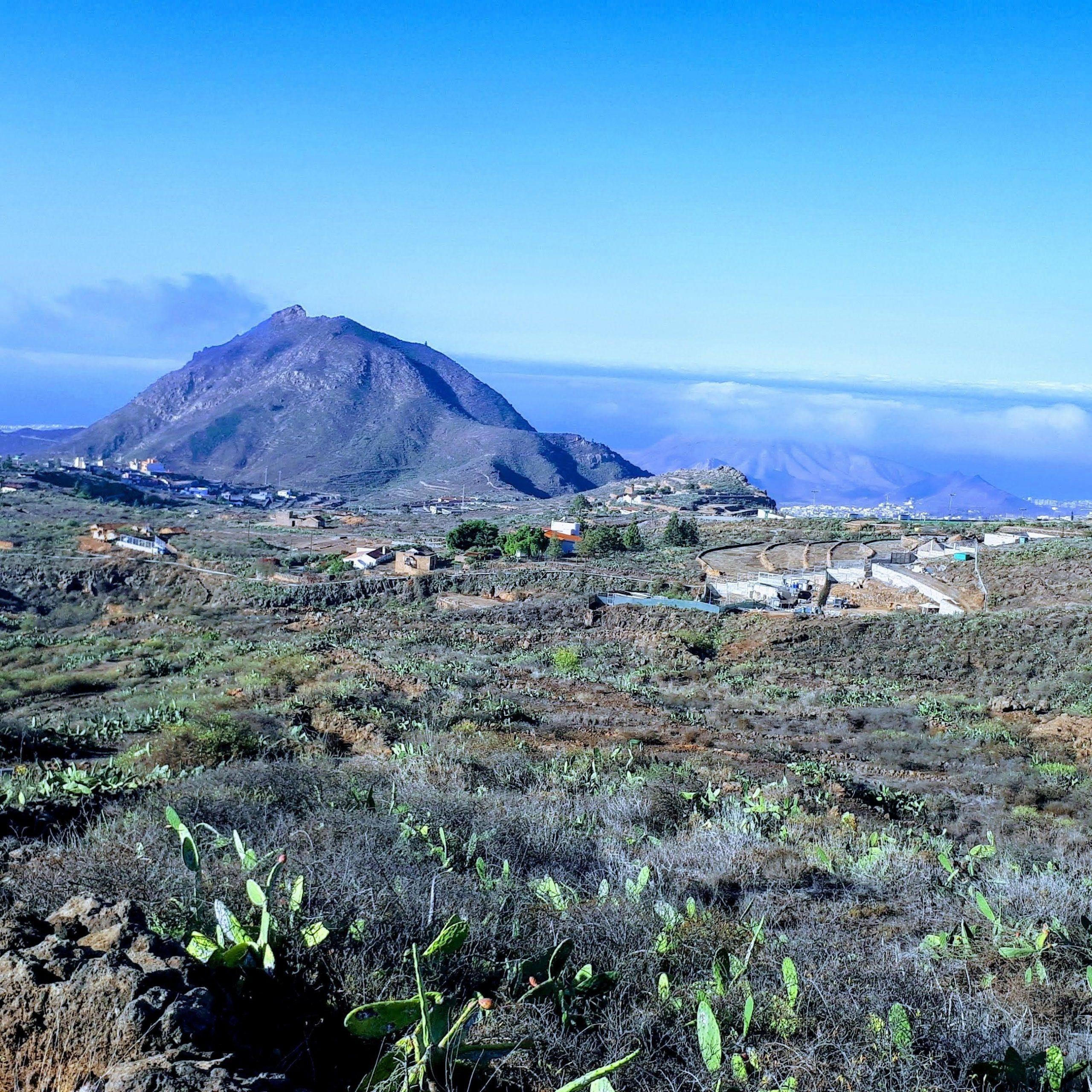 Wanderung El Roque - Cho Pancho