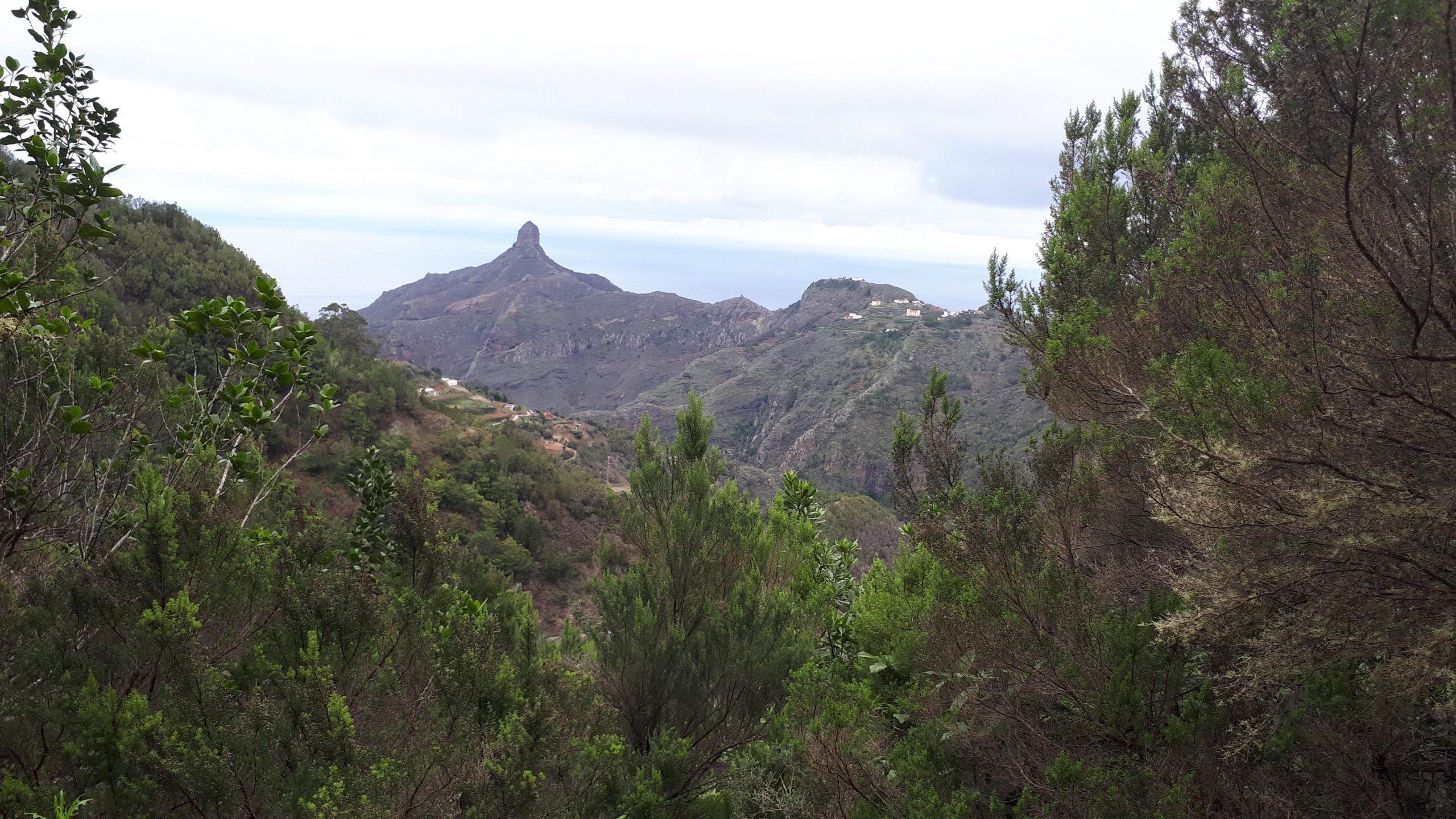 Start der Wanderung El Batán