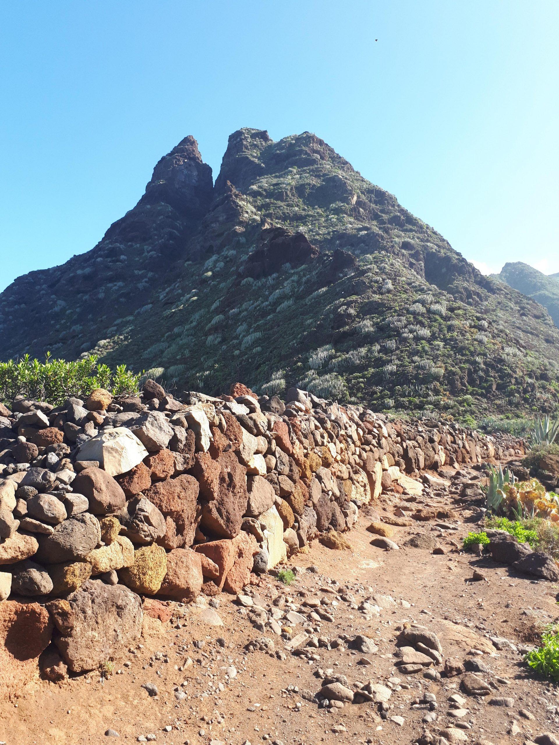 Wanderung Punta del Hidalgo Chinamada