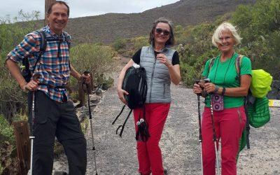 Wanderung Ifonche-Adeje