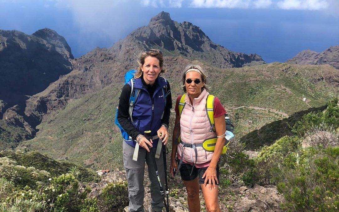 Wandern Teno-Gebirge