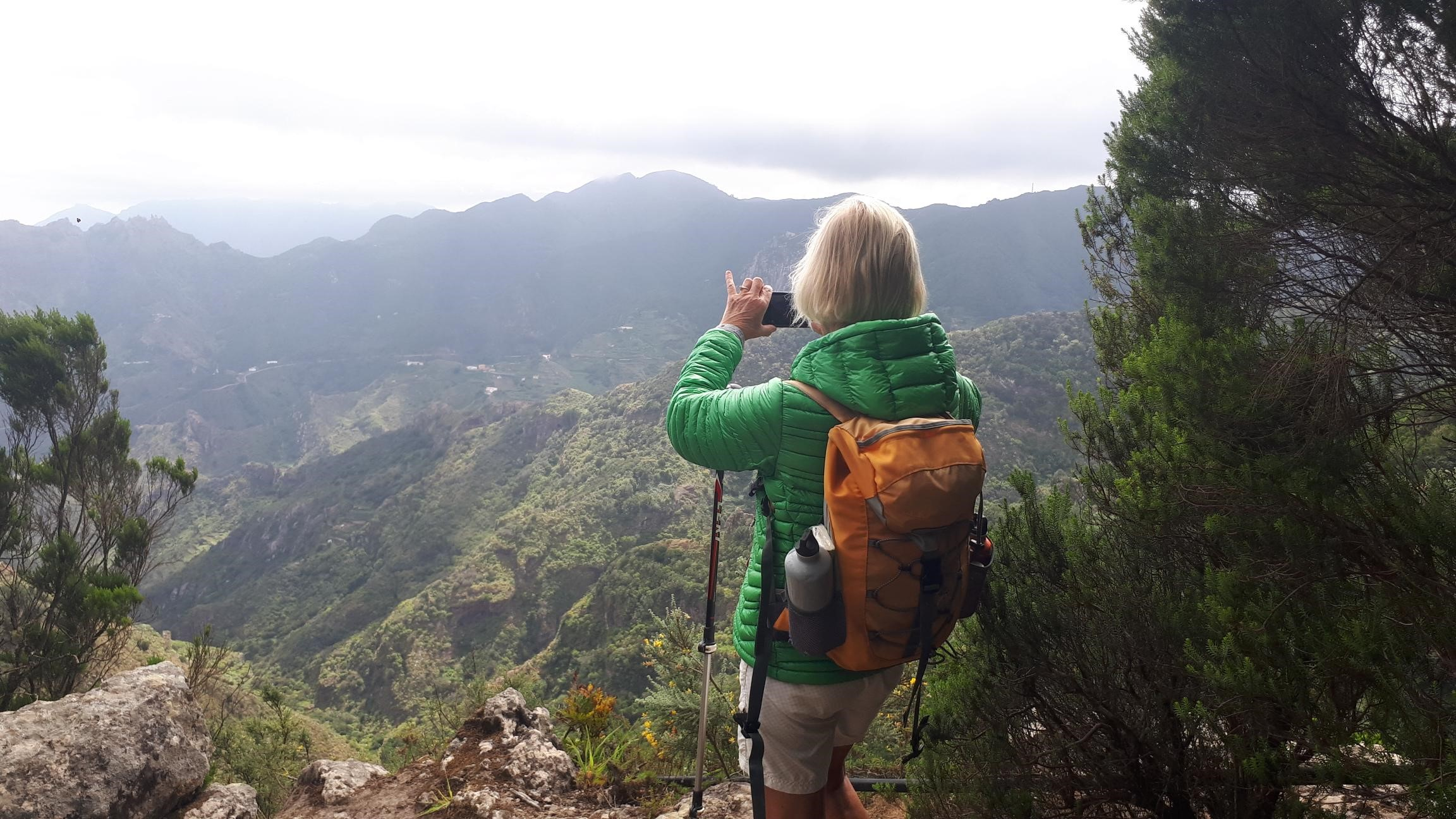 Wanderwetter auf Teneriffa