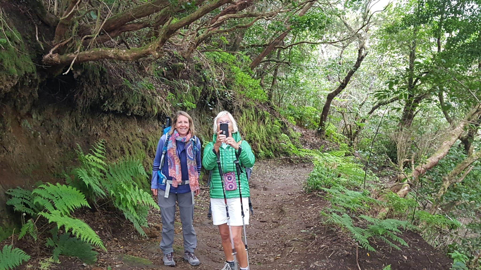 Wanderung Roque de Taborno