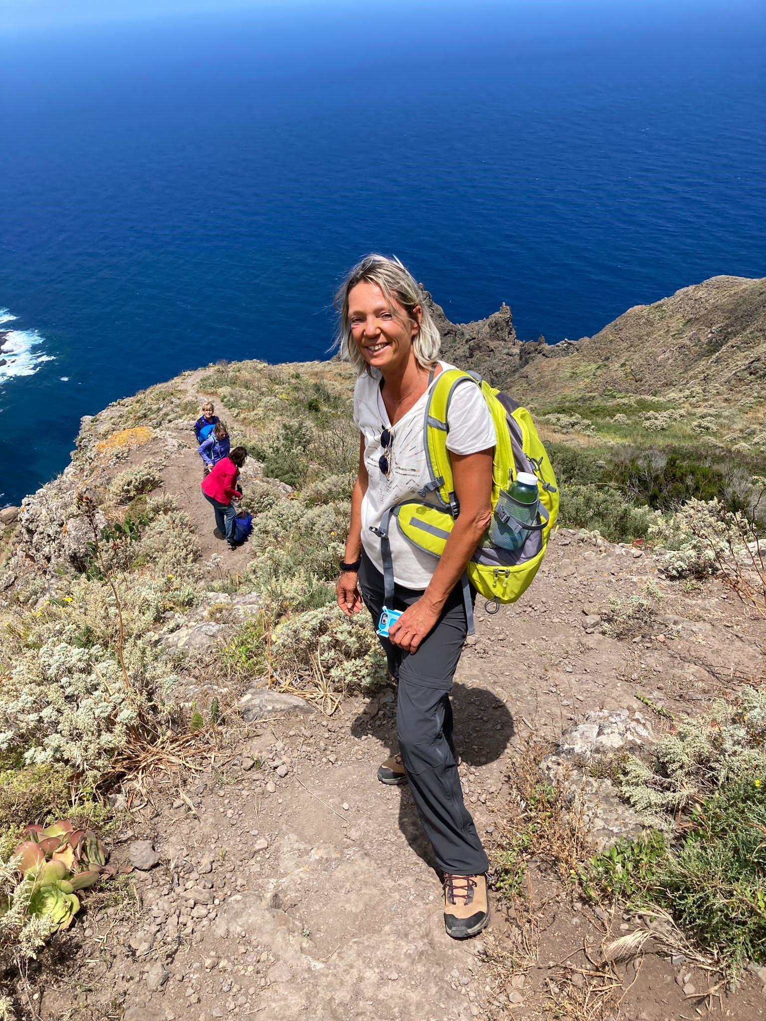 Wanderung Roque Taborno