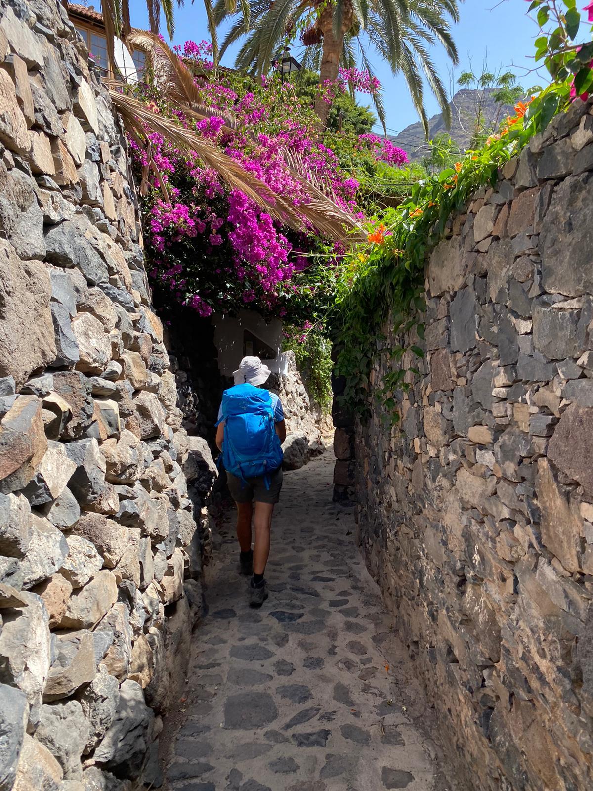 Wanderung auf Gomera